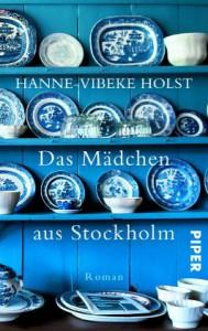 Cover Buch Das Mädchen aus Stockholm