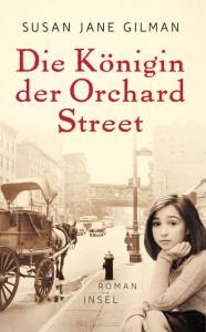 Buch Cover Die Königin der Orchard Street